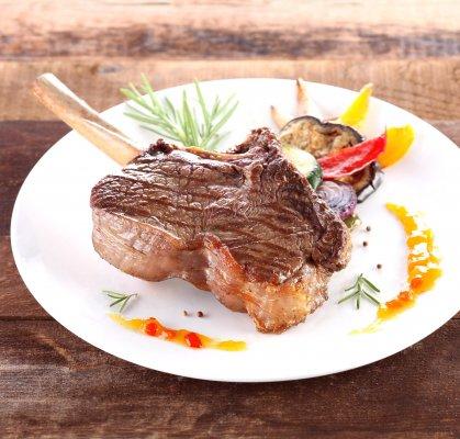 Tomahawk stek z rostbefu