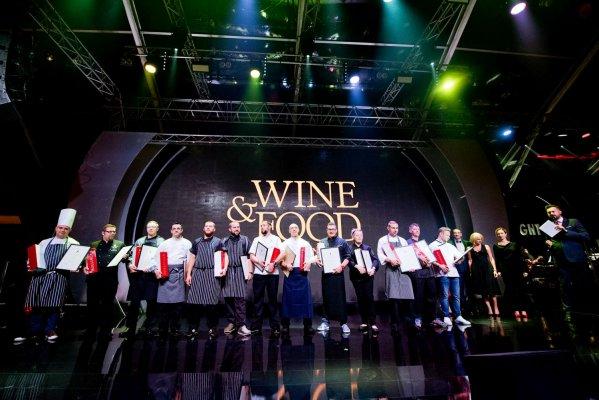 Wyróżnienie i nagroda specjalna od SOKOŁOWA dla restauracji La Victoria Brassiere Moderne w 8. edycji Wine & Food Noble Night.